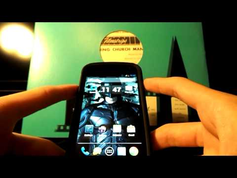 Samsung Galaxy Nexus on Straight Talk's Service