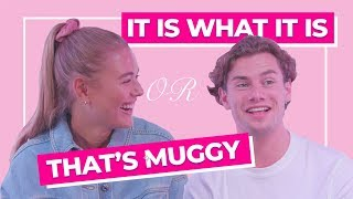 Arabella and Joe react to Love Island's most shocking moments | It Is what it is or That's muggy