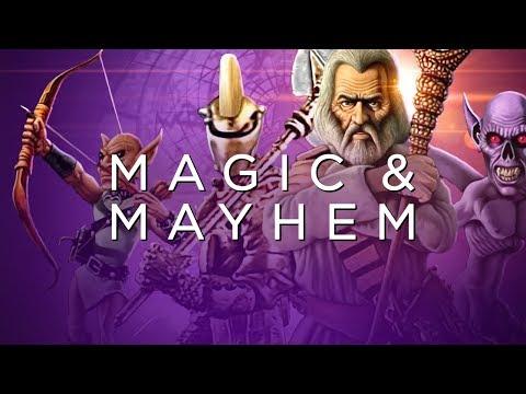 Not Forgotten - Magic & Mayhem   X-COM Creator's Hidden Masterpiece
