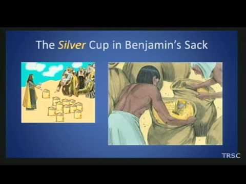 Joseph & the Silver Cup
