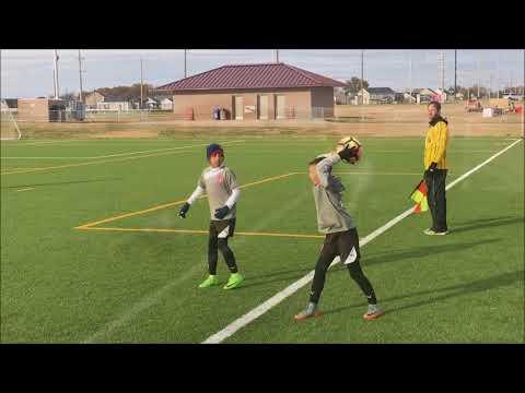 Soccer at SLYSA 11-11-17