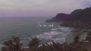 gnash - i'm so sad (official lyric video)