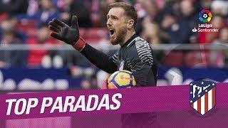 TOP Paradas Atlético de Madrid LaLiga Santander 2017/2018
