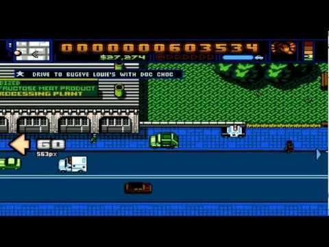 Retro City Rampage PC 1080P HD Playthrough - PT. 21