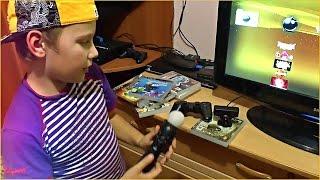 Обзор игр c торрента на прошитой PS3 CFW Rogero 4.50(cobra ode) #PlayStation3 #ИгровыеКонсоли