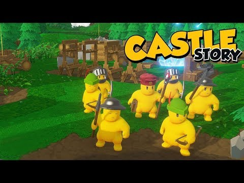Castle Story - БАШНЯ СМЕРТИ!