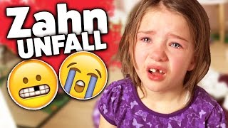 Lulus Unfall - ZAHN VERLOREN!! 😱 mit Lulu&Leon - Family and Fun