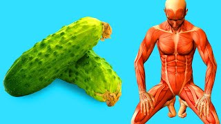 Start Eating 1 Cucumber a Day, See What Happens to Your Body