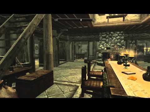 Skyrim Hearthfire: Wir bauen ein Haus. Teil 3
