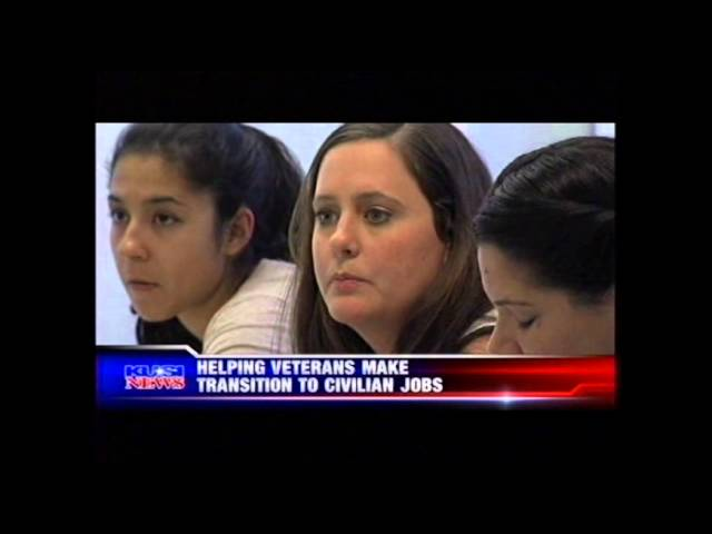 Helping Veterans Transition, KUSI's Sasha Foo