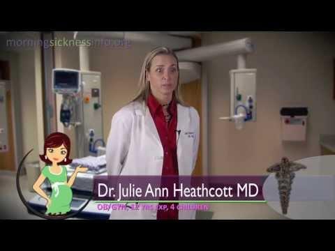 Morning Sickness Symptoms explained by Dr Heathcott