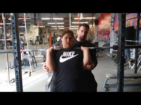 Shoulder Workout With Getting2Shredded At Metroflex LBC & Nutrition Update