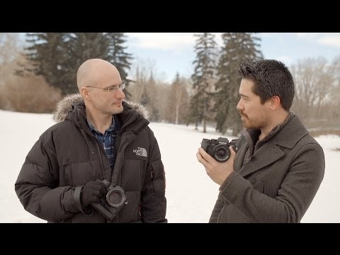 Fuji X-T1 Field Test with Nick Devlin
