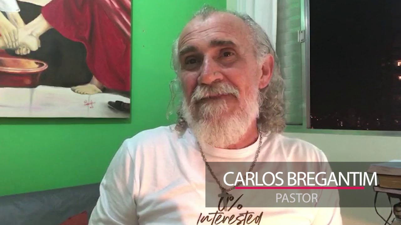 Carlos Bregantim - Feliz Aniversário Caio!