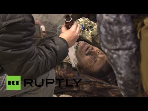 Graphic Kiev footage: Bloodshed, death & tears as Ukraine caught in chaos