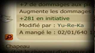 DOFUS -adboy- Crâ Multi Lvl 200 Raval - La renaissance Version DANCE 2