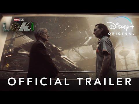 Marvel Studios' Loki | Official Trailer | Disney+