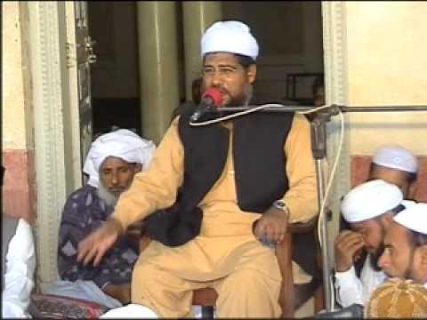 ALLMA GHULAM MUSTAFA NOORI in Syyidina Imam e Hussain(R.A) at...