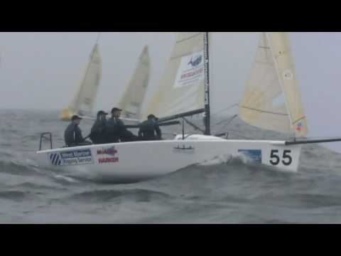 Melges 24 day6 shoots from T2P.tv