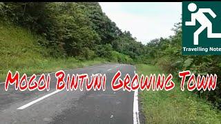 Mogoi Bintuni Growing Town (video from West Papua)