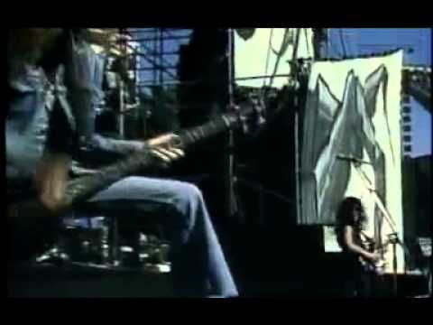 For Whom The Bell Tolls - Metallica (Live With Cliff Lee Burton)