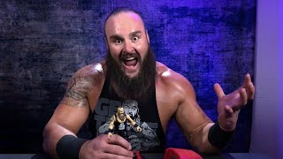 Braun Strowman rips up Mattel's WWE Wrekkin' Slam Mobile
