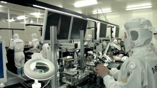 Casio G-Shock Watch Assembly at the Yamagata Premium Production Line in Japan | aBlogtoWatch