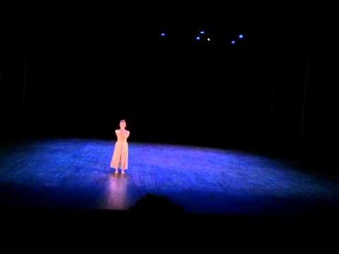 Meghan Herzfeld's Dance Performance at Bennington College
