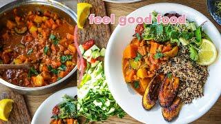 Feel Good Vegan Lockdown Meals ????ITAL CURRY ????