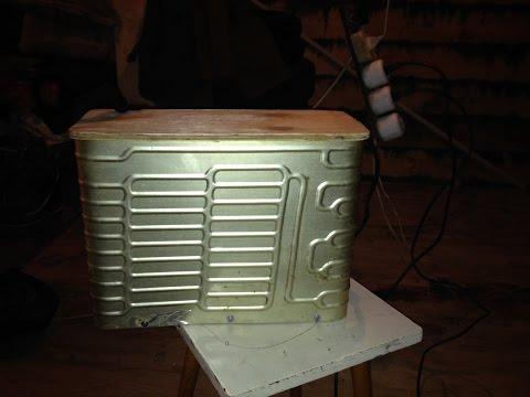 Лайфхак- ящик для зимней рыбалки из морозильной камеры