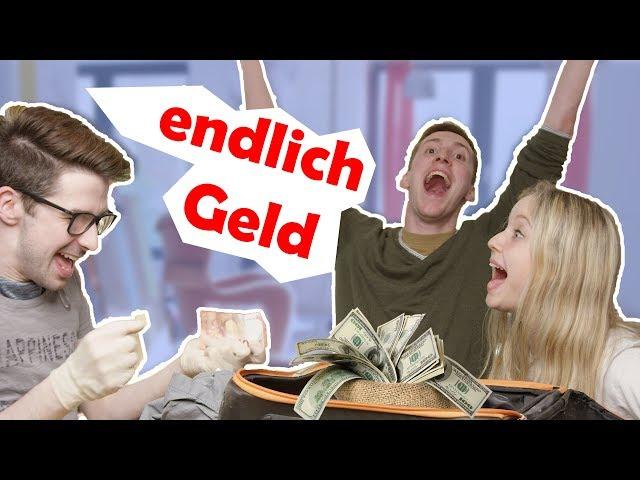 WIR SIND REICH!!? - Kofferunboxing ft. Kleinanzeigen Cast