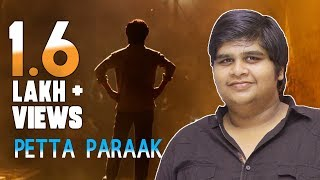 Rajinikanth wanted to do a full-length romantic comedy: Karthik Subbaraj | Petta