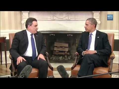 President Obama's Meeting with Prime Minister Mehdi Jomaa of Tunisia