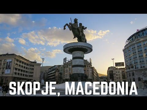 Skopje 2016: A Visit to the Gem of Macedonia