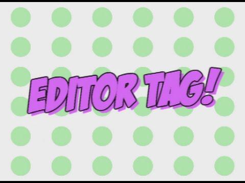 Editor Tag Dd