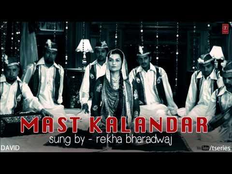 Mast Kalandar Full Song (audio) David | Neil Nitin Mukesh, Isha Sharwani, Vikram & Others video