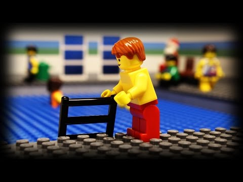 Lego Swimming Pool