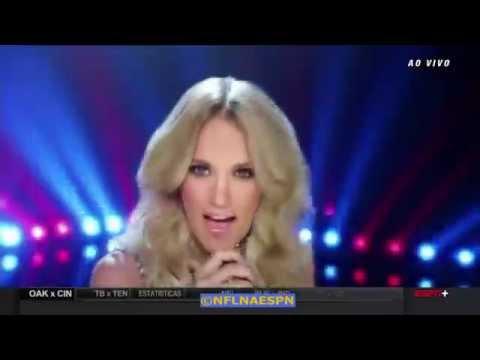 Carrie Underwood - Sunday Night Football Theme [NFL]