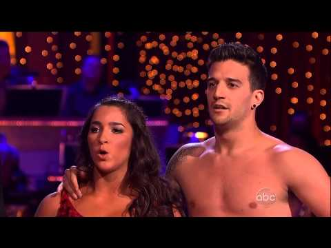 Alexandra Raisman and Mark Ballas - Contemporary - Week 4