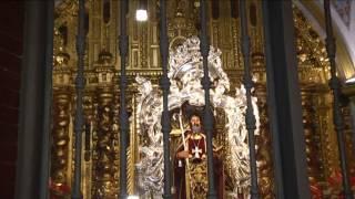 Trigueros se vuelca con las Candelas del Santo