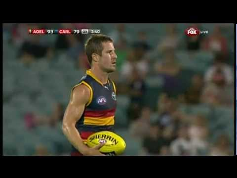 Walker Catches Blues Off Guard - AFL - Smashpipe Sports Video
