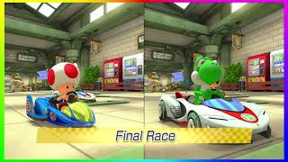 Mario Kart 8 Deluxe (Ep 9: Toad Screams) Chromatic Gaming