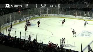 HIGHLIGHTS: Stockton 4 vs. Grand Rapids 0