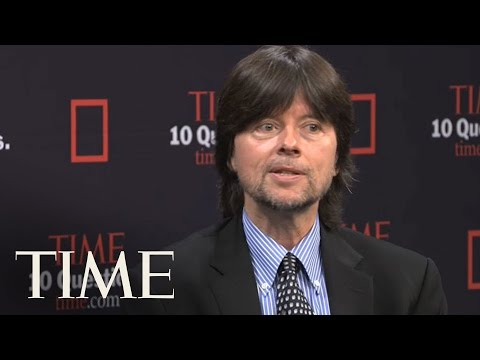 TIME Magazine Interviews: Ken Burns