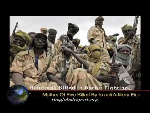 Hundreds Killed in Darfur Fighting