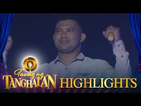 Tawag ng Tanghalan: Reynante Buyan is still the defending champion