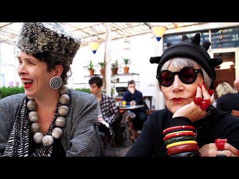 Advanced Style Film: Long Trailer