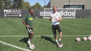 Skills Challenge | Ross Smith talks with Darlington Nagbe