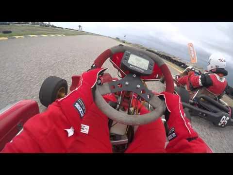 Jamaica Karting Association Race Meet 3 April 2016 - Super Rotax Race 2