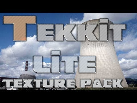 How-To Install Tekkit Lite and Create Sphax 128x Texturepack With Mod Patches